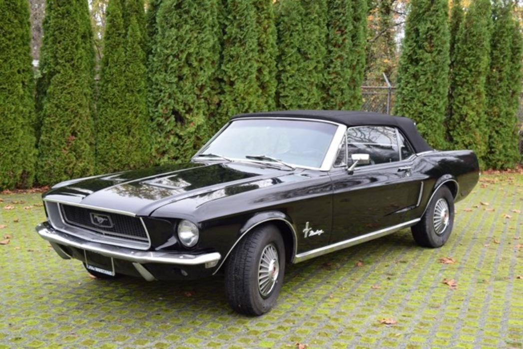 1968 Mustang Upgrades