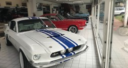 FORD MUSTANG 1967 TIPO SHELBY VENDIDO