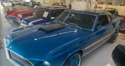 Ford Mustang 1969 Fastback